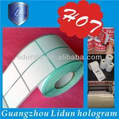 color a4 sticker printing paper, a3 transparent sticker paper
