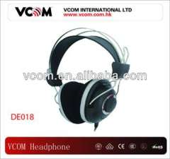 2013 VCOM New Design Multimedia Stereo Headphone