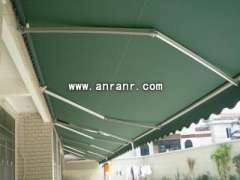 Automatic awning, electric retractable awning, electric retractable awnings, outdoor awning