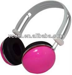 VCOM New Fashion Wird 3.5 mm Stereo Headphone