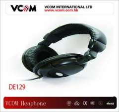 Good Quality Cheapest 3.5 mm Stereo Noise Cancelling Headphone