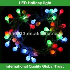 Hot-sale new design led ball string light