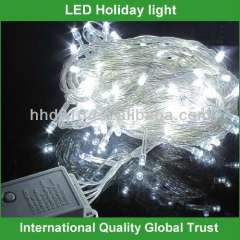 outdoor christmas lights led 100m string