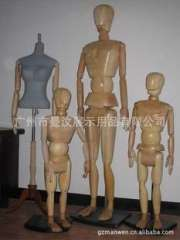 Fashion models | All wood model | Upscale full body models | Hand models items of wood | Solid wood hand in Guangzhou