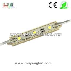 high quality 3pcs waterproof 5050 smd led module supplier