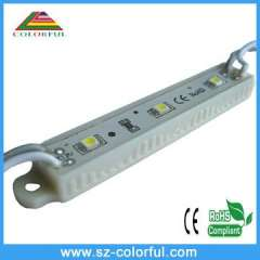 hot sale injection led module whole price promotion led module light light box advertising with CE RoHS qualification