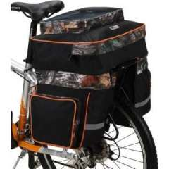 Three-piece camouflage 45L pack package