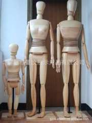 Male and female mannequin body | body mannequins male and female models racks | Events wood hand | with base