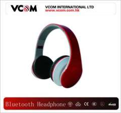 New Style Comfortable Foldable Bluetooth Sports Headphone