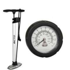 26-inch aluminum alloy shaped floor- pump Schedule