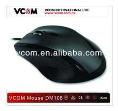 1000DPI USB Wired Cord Optical Scroll Computer Mouse