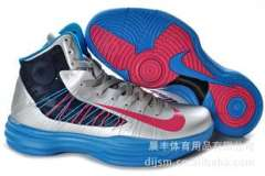 Wholesale new Nike basketball shoes Nike Lunar Hyperdunk pair of walking shoes / from the grant