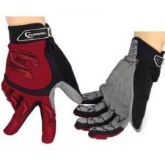 Cycling long finger gloves