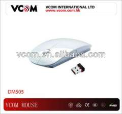 Top Selling 2.4G receiver super slim wireless mouse