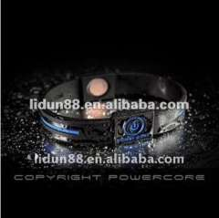 Guangzhou Lidun Hot Selling Silicone Bracelet with Holograms