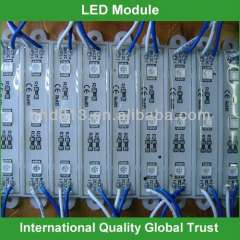 High quality waterproof smd 5050 led modules