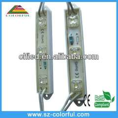 led module for channel sign