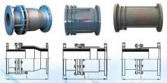 Sleeve -type expansion joints
