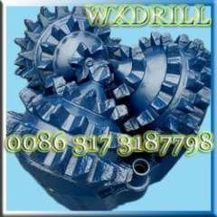 IADC 111 Milled Tooth Three Cone Drill Bit for Oil Well