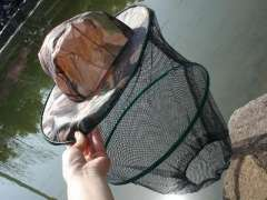Wind mosquito hat | Fishing Hat | Field good ventilation | outer wire | foldable