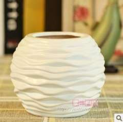China Gift Furnishings quality wavingness fun vase artificial flower home decoration wedding gift