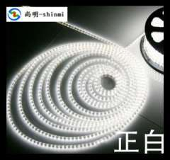 3528 high-voltage LED lights, 3528LED flexible light strip, waterproof lights with 3528