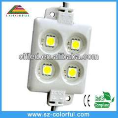 high brightness 4 smd led module