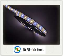 DC12V 60LED / meter SMD 5050 RGBW ledstrips RGBW soft light