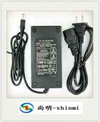12V 5A power supply adapter LED Power Adapter