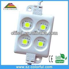 beautiful and good waterproof injection type led module