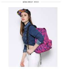 HOT STYLE Graffiti sport stamp travel computer bag backpack
