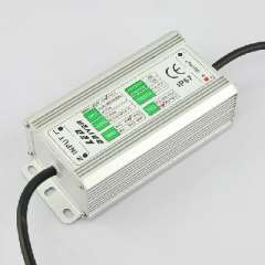 LED driver power supply 220V 80W 10 string 8 and | LED waterproof drive power | input 85-265V 0.3A output 30-49V 1500--3000mA + 5% to IP67