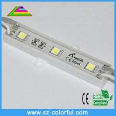 3 led 5050 module light high brightness factory promotion led module lights SMD5050 RGB color waterproof IP65