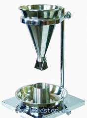 Supply FT-JIS K-5101 (1964) to say the least specific gravity measuring device