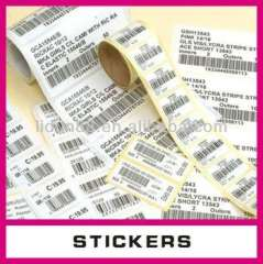 security series number barcode printing