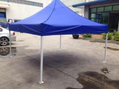 Luxury steel folding tent