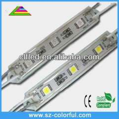 led modules china dimmable 16-18 lm 5050 led module light