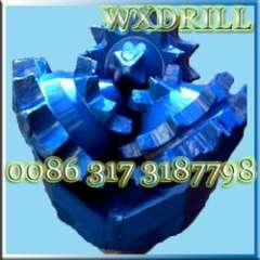 IADC131 Steel Tooth Three Cone Drill Bit for Water Well