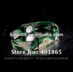 2012 Hot Sale Power Core Silicone Bracelets