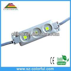 factory sell directly 3pcs 5050smd leds module