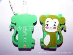 Monkey mp3 | cartoon mp3 PVC soft MP3 | Player | MP3 Wholesale | provide a model