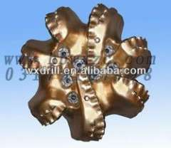 High quality steel body PDC drill bits with 7 blades