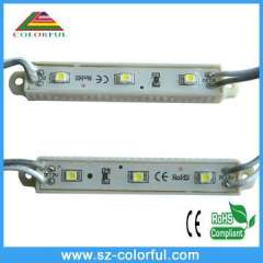 led module 3528 high lumens waterproof led module light with best price
