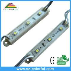 led mini smd module high lumens waterproof led module light with best price