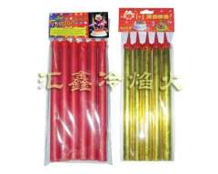 Cake fireworks, small handheld arena cold fireworks, 15 cm, 20 cm, 30 cm, Huixin