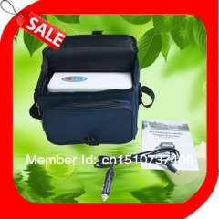 portable oxygen concentrator medical matched with shoulder bag used in home\car\travelling