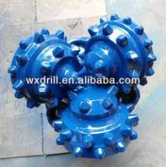 API 8 1\2' IADC517 TCI tricone bit for water well drilling