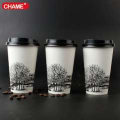 customized logo printing factory Direct, a US -made disposable cups tea cups coffee cups
