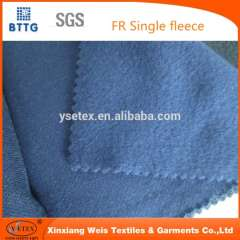 16 CFR 1610 100% cotton durable flame retardant flannel FR fleece fabric | Flame retardant fabric Quality Assured