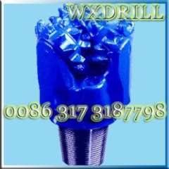 IADC 121 Steel Tooth Drill Bit for Water Well